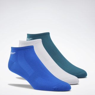 Носки One Series Training, 3 пары Multicolor/heritage teal/sterling grey/humble blue FQ5349