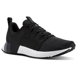 Tenis FUSIUM RUN BLACK/COAL/WHT CN2431