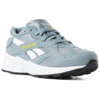 Aztrek Teal Fog / Go Yellow / White DV4082