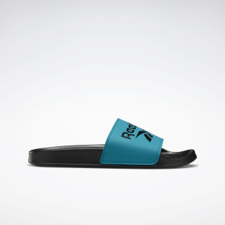 Reebok Fulgere Slides Seaport Teal / Black / Black EH2896