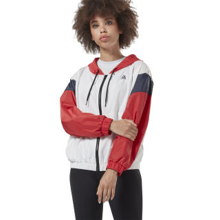 Training Essentials Windbreaker White FI2009
