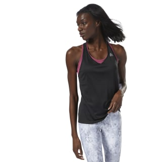 Running Tanktop Black D78713