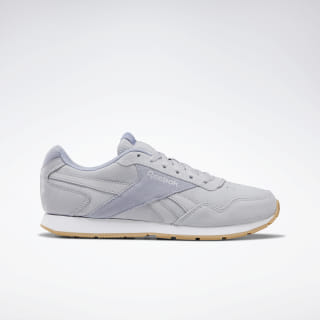 Reebok Royal Glide Shoes Cold Grey 2 / Denim Dust / White DV6717