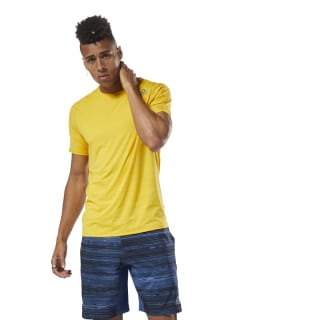 ACTIVCHILL Move Tee Fierce Gold DN9399