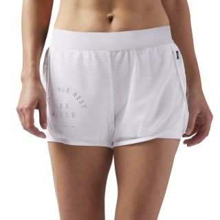 Reebok LES MILLS Shorts White CD6199