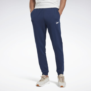 Joggers Training Essentials Linear Logo Collegiate Navy FP9129