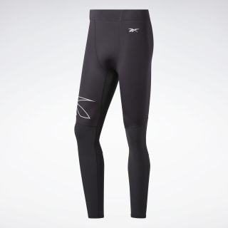 United by Fitness Compression Tights Black FK0453