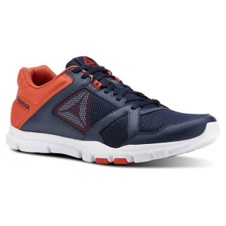 Zapatillas YOURFLEX TRAIN 10 MT COLLEGIATE NAVY/CAROTENE/WHITE CN5651