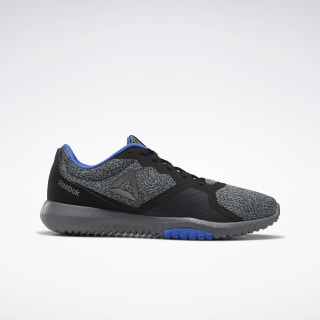 Reebok Flexagon Force Black / Alloy / Crushed Cobalt / Pewter DV4475