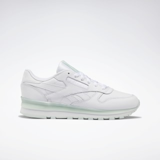 Tenis Classic Leather WHITE/EMERALD ICE DV8762