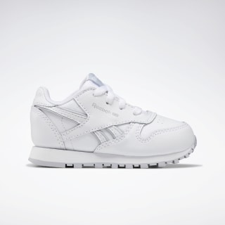 Classic Leather Shoes White / Cold Grey DV9004