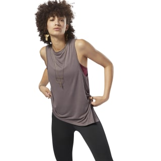 Training Supply Tanktop Purple D93925