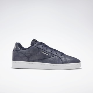 Reebok Royal Complete Clean LX Shoes Heritage Navy / Whitesilver DV6831