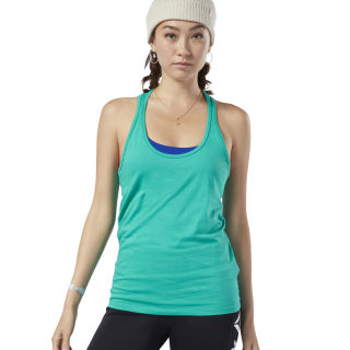 Racer Tank Top Emerald EC2015