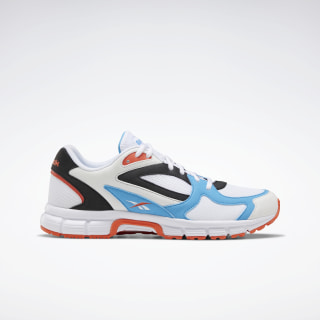 Reebok Royal Run Finish 2.0 Shoes White / Vector Red / Vector Blue EF7742