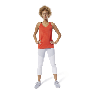 ACTIVCHILL Tank Top Canton Red DU4151
