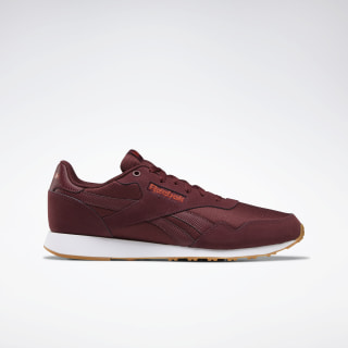 Tênis Reebok Royal Ultra Lux Maroon / Mas Red / White / Gum DV6658