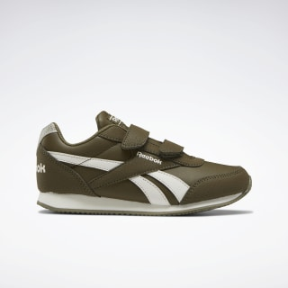 Reebok Royal Classic Jogger 2.0 Army Green / Chalk / None EF3721