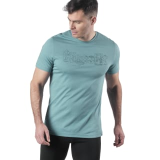 Reebok Science CrossFit® T-Shirt Mineral Mist EA3195