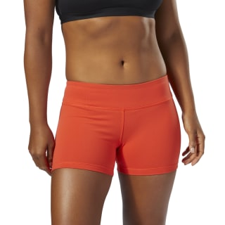 Reebok CrossFit Chase Bootie Shorts Carotene / Gravel DH6707