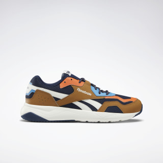 Tênis Reebok Royal Dashonic 2.0 Collegiate Navy / Wild Brown / Fiery Orange EG9249