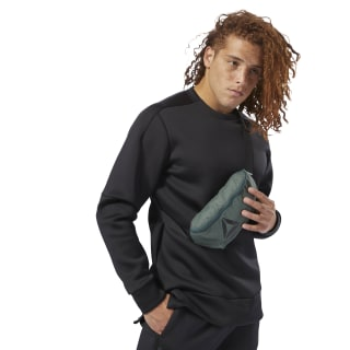 T-shirt à col rond Training Supply Tech Black DP0315