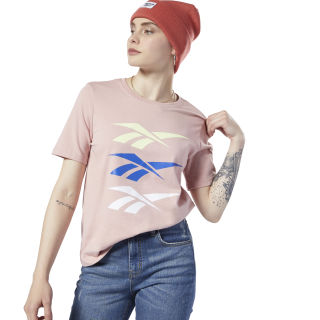 Womens Only Graphic Tee Chalk Pink FI8552