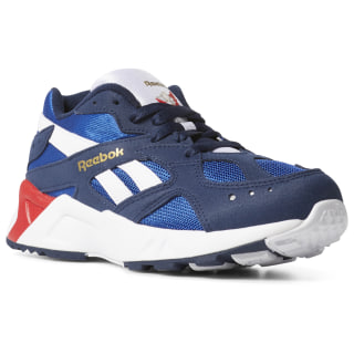 Aztrek Shoes Collegiate Navy / Coll Royal / White DV4541