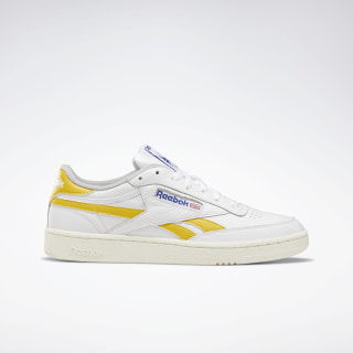 Club C Revenge Plus White / Tonic Yellow / Chalk DV7178