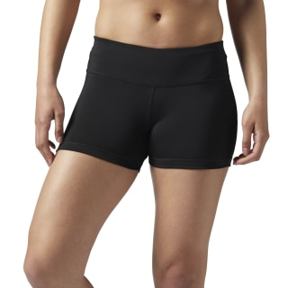 Short Workout Ready Hot Black BS3712