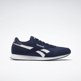 Reebok Royal Classic Jogger 3.0 Shoes Collegiate Navy / White / Black EF7787