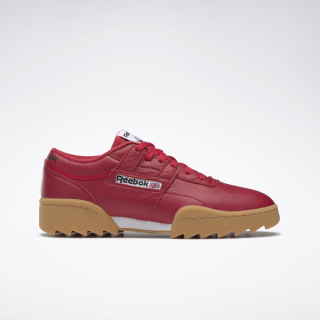 WORKOUT RIPPLE OG Excellent Red / White / Black / Gum DV5325