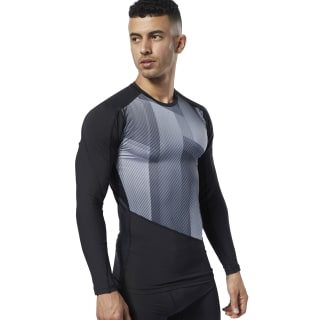 One Series Training Compression Shirt Black DY8026