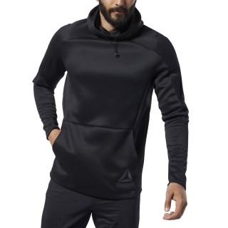 Sudadera One Series Training Spacer Black EC0981