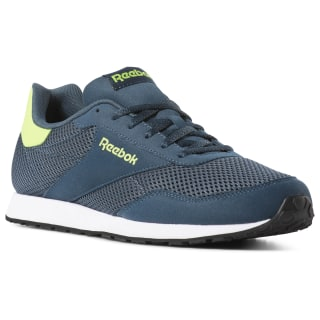 Reebok Royal Dimension Blue Hills / Neon Lime / White CN7244