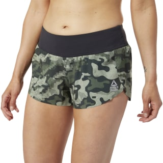 Reebok CrossFit® Knit Waistband Shorts Canopy Green EC1450