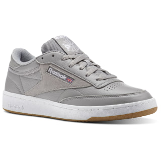Club C 85 ESTL Powder Grey / White / Washed Blue-Gum CM8794