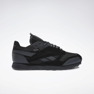 Classic Leather Trail Shoes Black / True Grey 8 / Black EF3552
