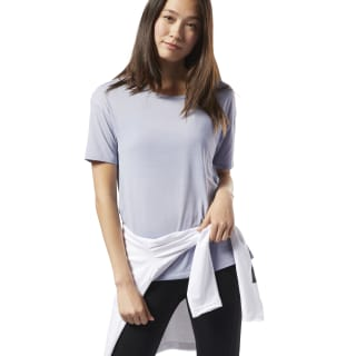 CAMISETA WOR ACTIVCHILL Denim Dust EC2251