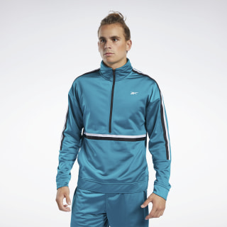 Workout Ready Jacket Seaport Teal FJ4055