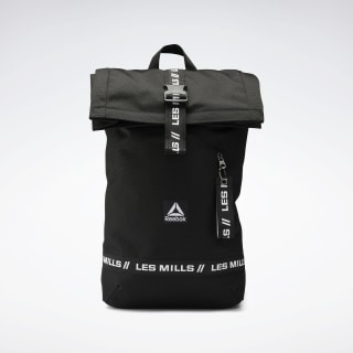 LES MILLS® Backpack Black FR2187