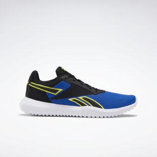 Reebok Flexagon Energy TR 2.0 Shoes Black / Humble Blue / Hero Yellow FU6608