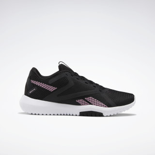 Кроссовки Reebok Flexagon Force 2.0 black/pixel pink/jasmine pink EH3566