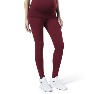Yoga Lux 2.0 Maternity Tights Black DY8060