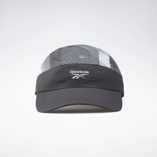 Gorra One Series Running Perforated Black FL5455