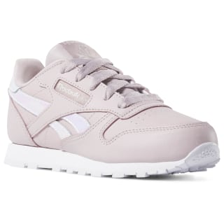 Classic Leather Ashen Lilac / White DV4518