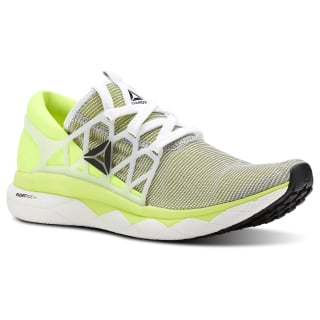Reebok Floatride Run Flexweave White/Solar Yellow/Black CN5236
