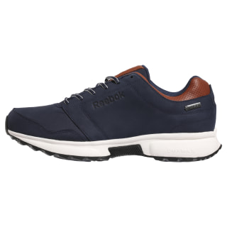 Кроссовки для бега Elite Stride GTX IV COLLEGIATE NAVY/CHALK/BLACK/GINGER/GRAPHITE M44855