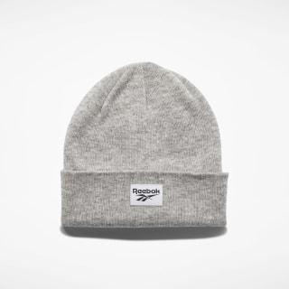 Classics Foundation Beanie Medium Grey Heather ED0215