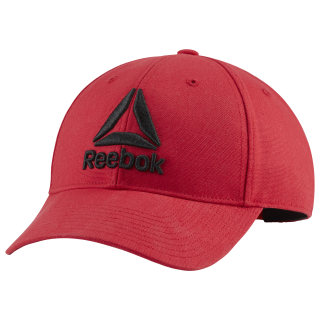 Active Enhanced Baseball Cap Canton Red DU7178